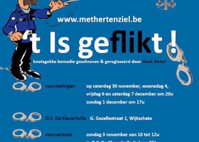 2013 't Is geflikt !